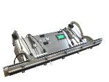Industrial bag heat sealer